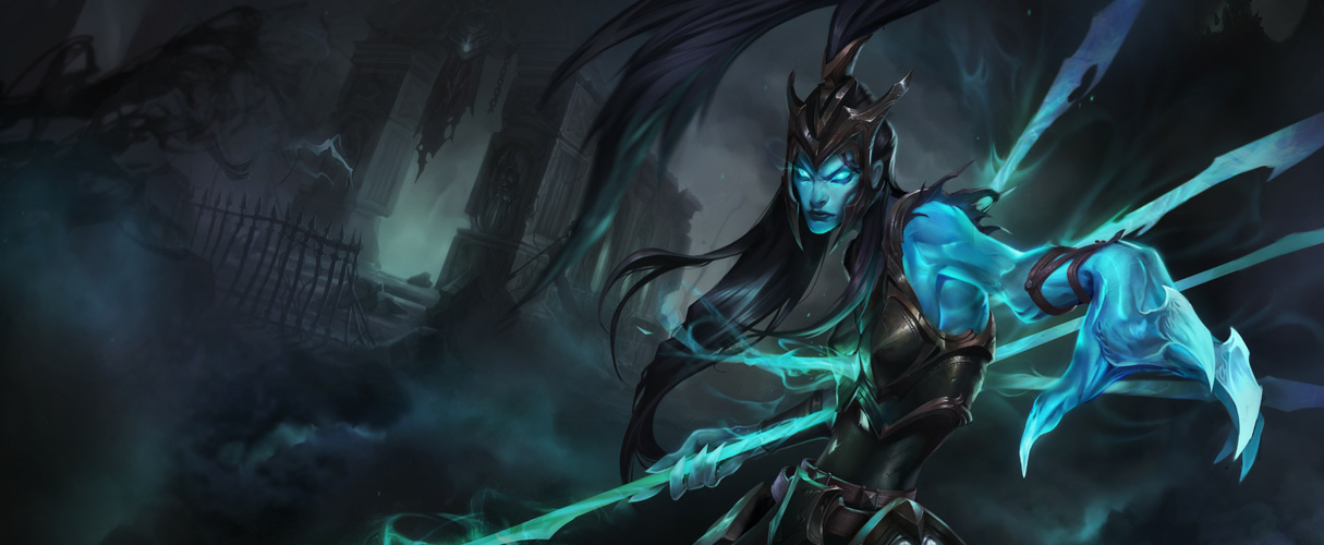 Champion Preview: Kalista