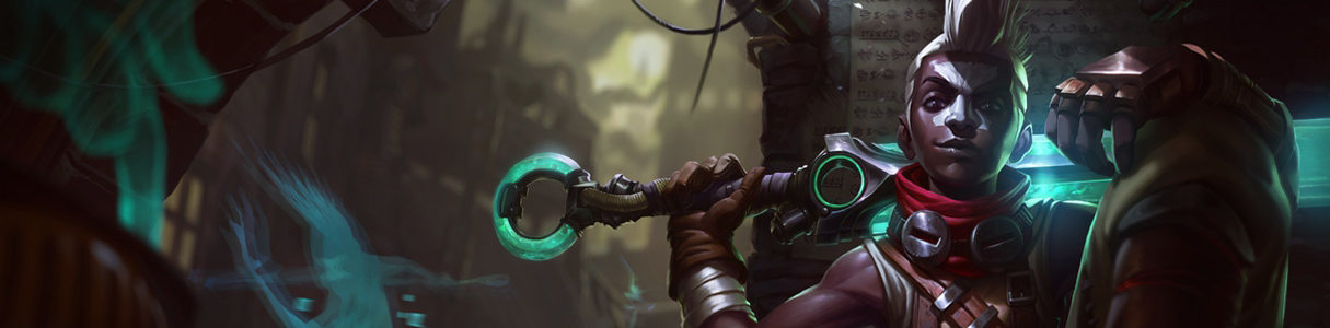 Champion Preview: Ekko