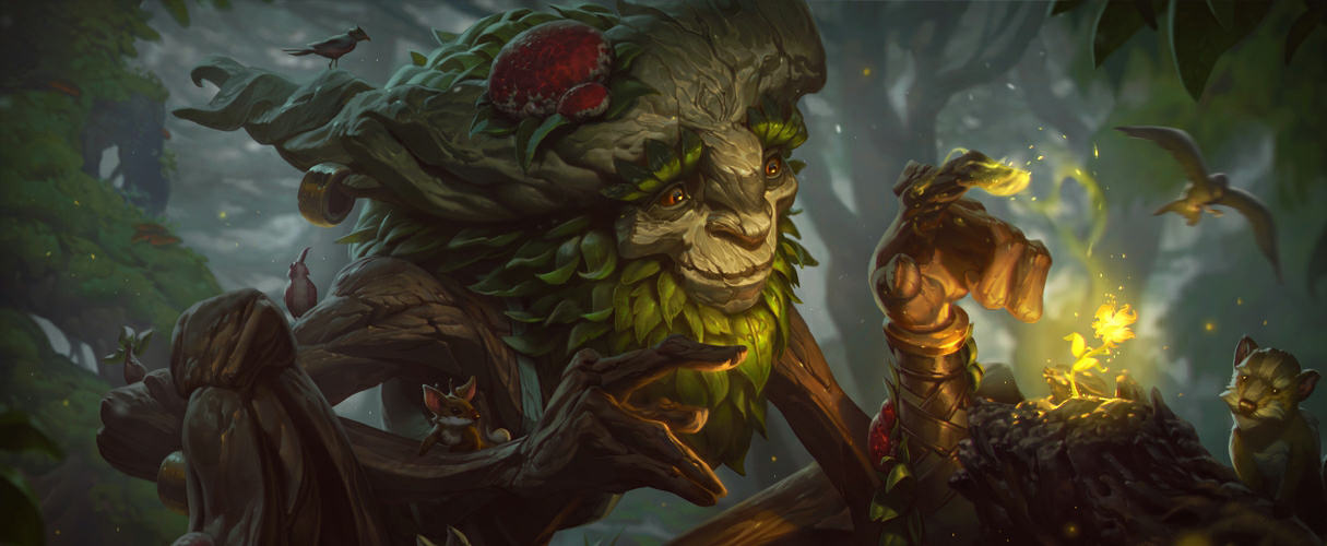 Champion Preview: Ivern