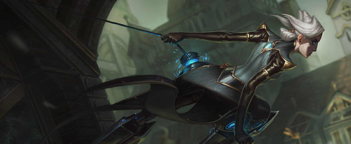 Champion Preview: Camille