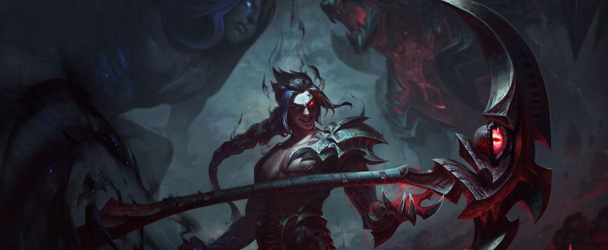 Champion Preview: Kayn