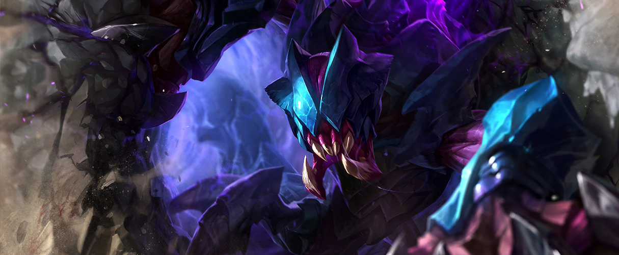 Champion Preview: Rek'Sai